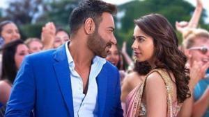 De De Pyaar De box office day 2: The Ajay Devgn film collected Rs 23 crore in two days.
