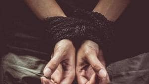 The police said that the man had fallen victim to a honey trap and a ransom amount of ₹30 lakh had been demanded for his release.(Shutterstock)