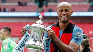 Skipper Vincent Kompany to leave Manchester City