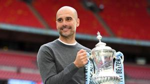 Fa Cup Final: 'An incredible year' - Pep Guardiola hails Manchester City's history boys after huge win