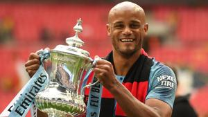 Vincent Kompany to leave Man City and join Anderlecht as player-manager