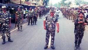 Lok Sabha Elections 2019: 219 paramilitary companies deployed in Jharkhand for phase seven
