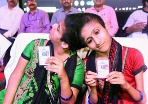 Patna's conjoined twins vote separately for first time, hope their MP will address their problems