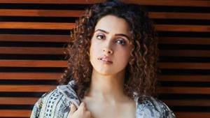 Sanya Malhotra will be seen next in a Anurag Basu directorial.