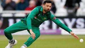Junaid Khan posts picture with tape on his mouth after World Cup snub