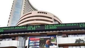 As exit polls predict NDA win Sensex soars 962 points, rupee gains 79 paise