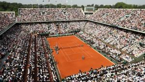 Three weeks before final, qualifiers begin long road to French Open glory
