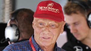 File image of Niki Lauda(REUTERS)