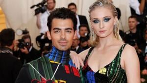 Sophie Turner says Joe Jonas broke up with her a day before their wedding