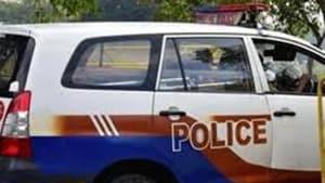 Security deployed near dead policeman's house
