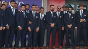 ICC World Cup 2019: Virat Kohli and Co touchdown in London
