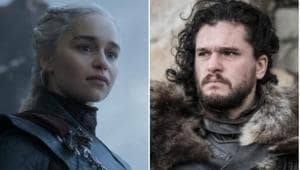 Game of Thrones stars Emilia Clarke, Kit Harington defend controversial finale: 'You were in denial about Daenerys'