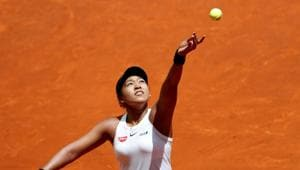 With the world at her feet, Osaka takes Paris in her stride