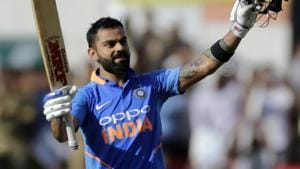 Virat Kohli to go into World Cup as number one batsman