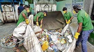 Janakpuri ward shows the way in waste segregation