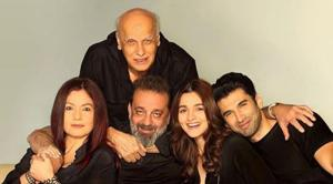 Sadak 2 features Alia Bhatt, Aditya Roy Kapur, Pooja Bhatt and Sanjay Dutt.