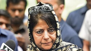 Time for Cong to get an Amit Shah, says Mehbooba after losing her own seat