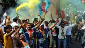 BJP repeats 2014 Uttarakhand sweep, retains all 5 seats