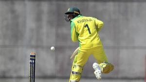 ICC World Cup 2019: Australia's Usman Khawaja given all clear after head knock
