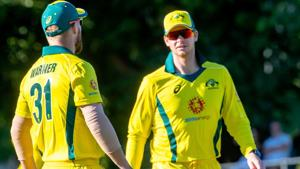 Aaron Finch plays down Steve Smith and David Warner World Cup security concerns