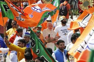 NDA routs Grand Alliance in Bihar by 39:1, in Jarkhand by 12:2
