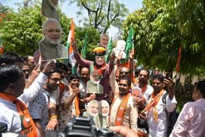 Lok Sabha elections 2019: BJP's capital competition turns out to be a no-contest