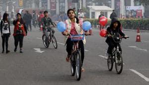 2 years on, Raahgiri Day is back in Delhi