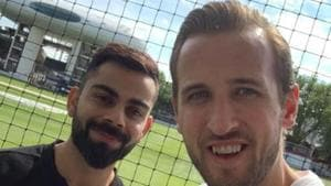 ICC World Cup 2019: 'A great guy and a brilliant sportsman' - Virat Kohli meets Harry Kane in London