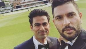 'Still have nightmares' - Nasser Hussain reacts to Yuvraj Singh-Mohammed Kaif photo at Lord's