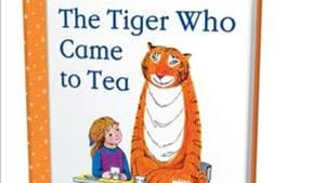 Author Judith Kerr, who wrote The Tiger Who Came to Tea, dies at 95