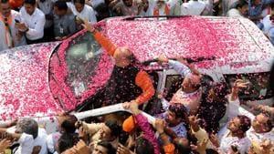 BJP makes clean sweep in Delhi