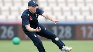 ICC World Cup 2019: England captain Eoin Morgan injures finger ahead of World Cup
