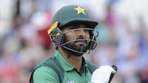 File image of Pakistan cricketer Asif Ali.(AP)