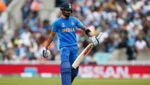 ICC World Cup 2019 warm-up: Batsmen get a shake up as India lose to New Zealand by six wickets