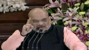'Modi uplifted India's poor, this historic mandate a blessing': Amit Shah