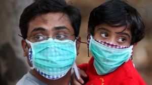 The city has witnessed 200 cases of swine flu (H1N1) in the first five months of the year— the highest since 2016. There have been two deaths owing to the virus in March.(Manoj Patil/HT photo)