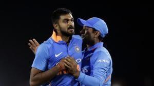 ICC World Cup 2019: Vijay Shankar reacts to Ambati Rayudu's 3-D tweet