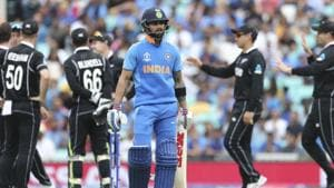 ICC World Cup 2019: Lower-order need to be ready as top-order can go off in overcast conditions, says Virat Kohli