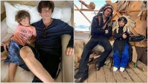 Happy Birthday AbRam: Check out 10 pics that show how much he loves to twin with dad Shah Rukh Khan