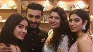 Arjun Kapoor on sisters Janhvi Kapoor, Khushi Kapoor: 'I am very happy that I have them in my life. I did it for my dad'