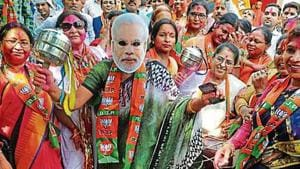 Analysis: Coalition with JD(U) costs BJP its vote share in Bihar