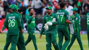 ICC Cricket World Cup Warm-Up Match - Pakistan v Afghanistan - County Ground, Bristol, Britain - May 24, 2019 Pakistan's Sarfraz Ahmed looks dejected after losing the match.(Action Images via Reuters)