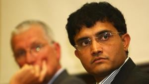File image of Sourav Ganguly(Getty Images for The ICC)