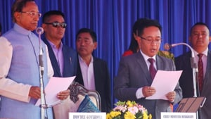Sikkim gets new chief minister after 25 years, moves to five-day week