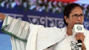 The TMC leadership also claimed that not a single BJP worker has been killed in the state in political violence.(ANI Photo)