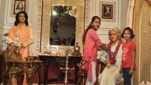 Jaipur Wax Museum celebrates Gayatri Devi's 100th birth anniversary