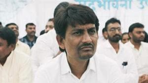 """Gujarat MLA and OBC leader Alpesh Thakor on Tuesday said Congress leaders who reiterate that scams have taken place are suffering from a """"chemical locha"""" (chemical imbalance) in their minds.(HT File Photo)"""