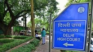 The Delhi High Court Monday asked the state Election Commission (SEC) to look into whether symbols can be done away with from ballot papers and EVMs in the municipal polls in the national capital.(HT File)