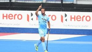 Ramandeep Singh of India(Getty Images)
