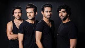 Boy band Sanam on singing the new ICC World Cup anthem